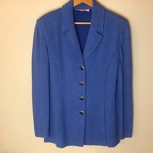 St. John Collection by Marie Gray blazer size 12